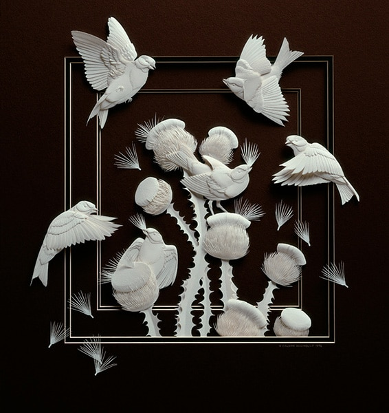 Wild Life Paper Art Creations