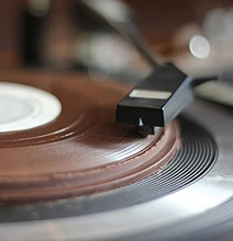 World's First Chocolate Record That Plays Music