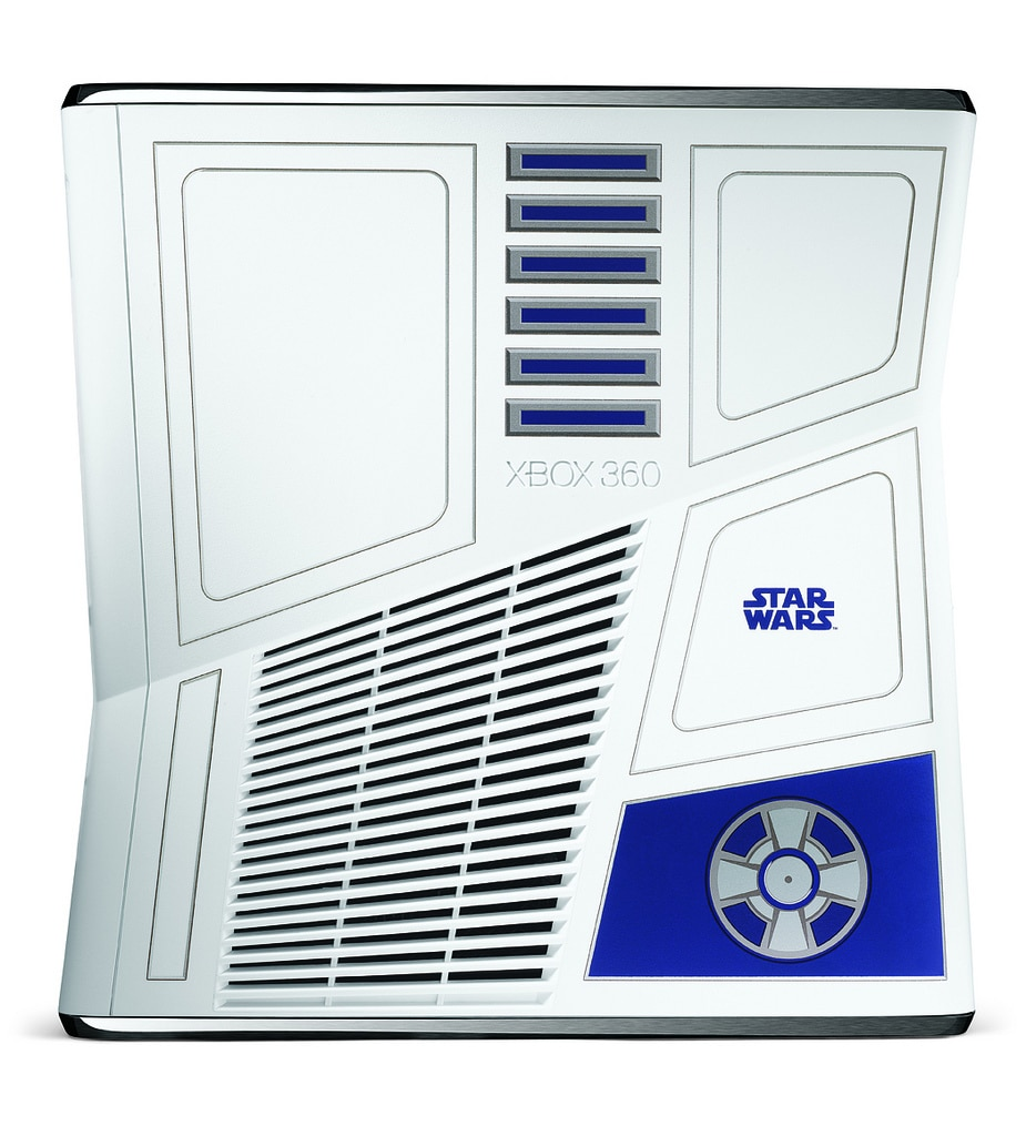 XBox 360 Star Wars Themed