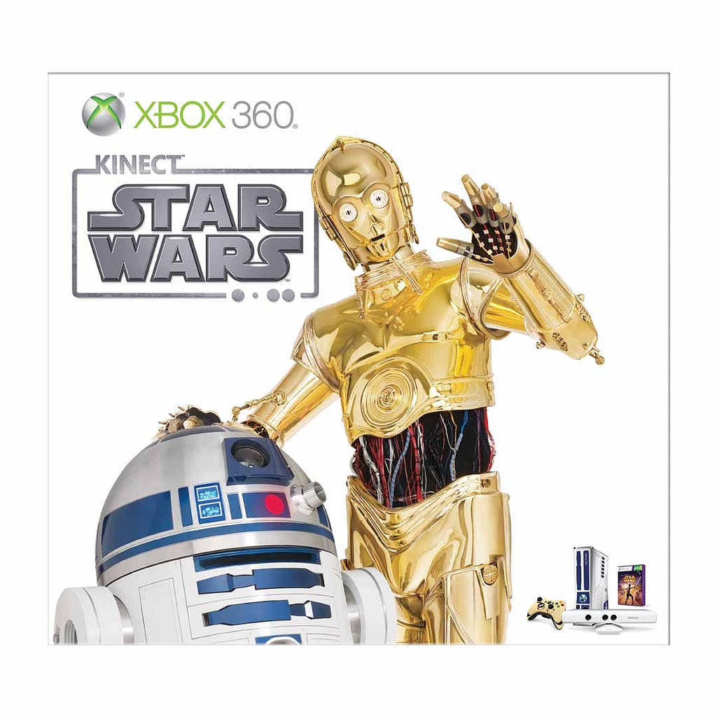 XBox 360 Star Wars Themed