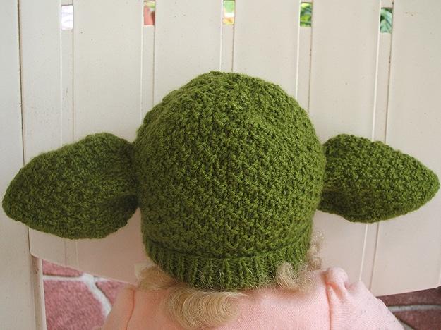 Star Wars Yoda Infant Hat