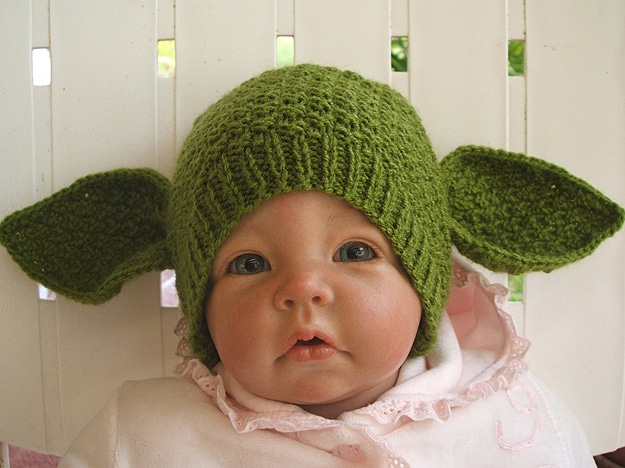 Star Wars Knitted Infant Hat