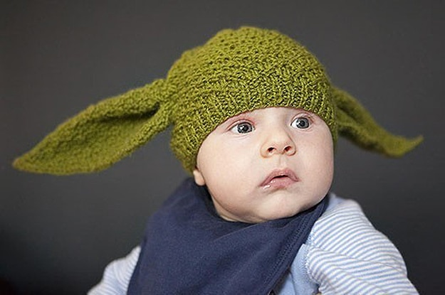 Star Wars Infant Yoda Hat