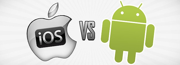 Android vs. iOS In Mobile Advertising [Infographic]