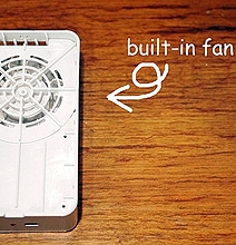 Geek-Cred: Fake iPhone Doubles As Personal Fan
