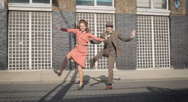 100 Years Of Dance & Fashion In 100 Seconds