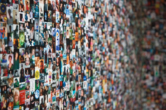 100000 Facebook Profile Pictures Showcase