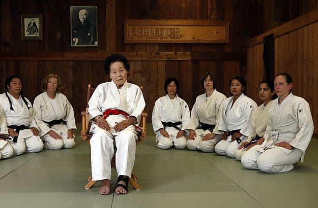 The World's Only Female 10th Degree Black Belt (She's 98)