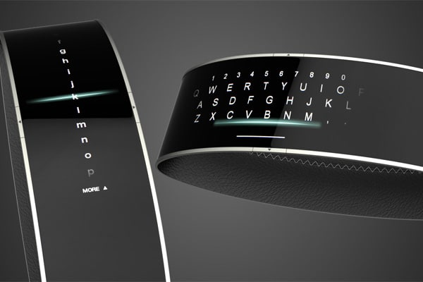 Baand Remote Control Concept Design