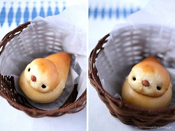 Creative Japanese Bread Design
