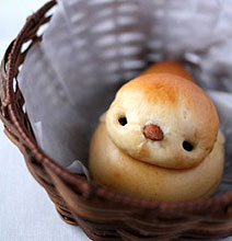 Food Inspiration: The Most Adorable Bread You've Ever Seen