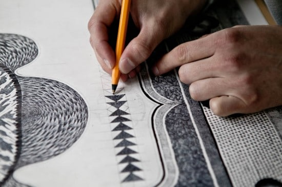 The Biro Pencil Carpet: Creativity Underneath Your Feet