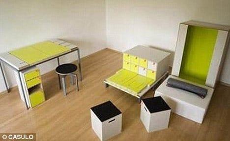 Casulo Room In A Box