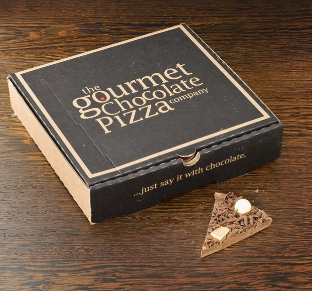 Gourmet Chocolate Pizza Toppings