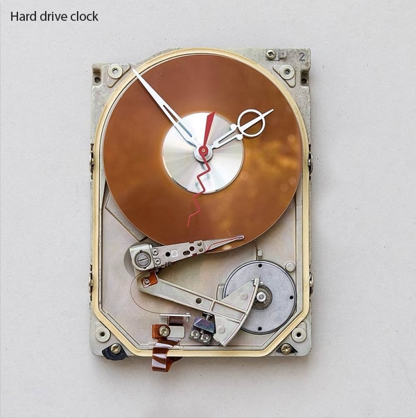 Clocks Only Geeks Can House