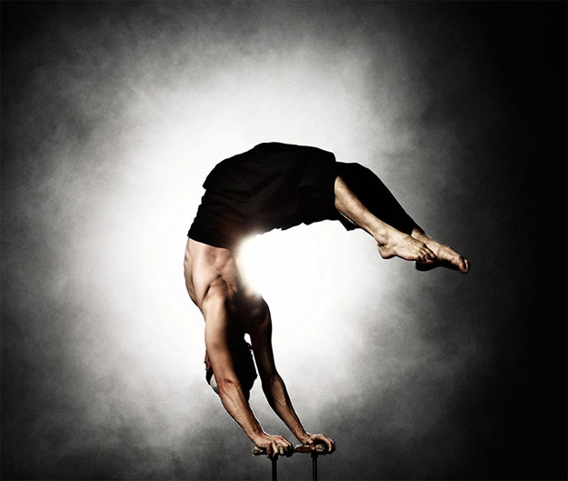 Photography: Capturing The Grace & Beauty Of Contortionists