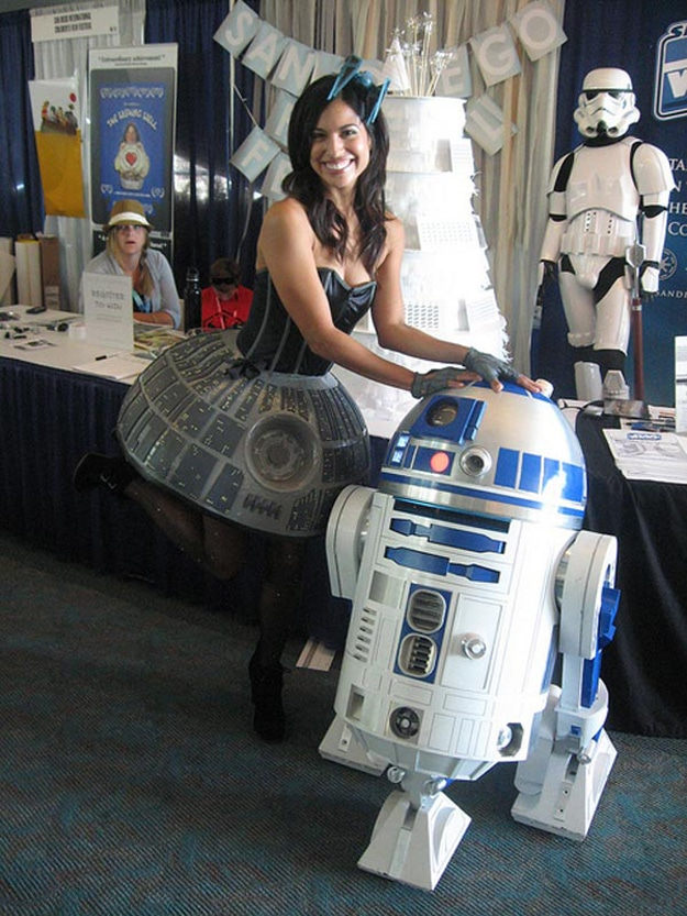 Star Wars Cosplay Comic Con