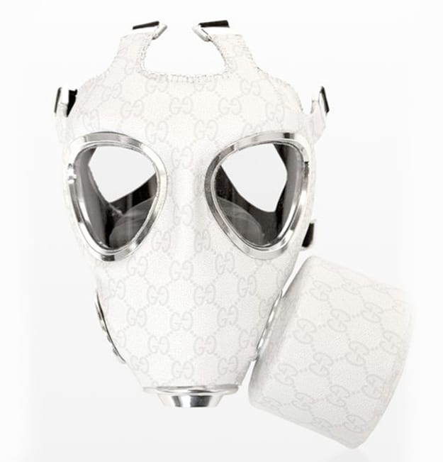 Gucci Fancy Gas Mask