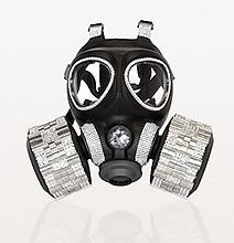 Designer Gas Masks: Disaster Fashion For Emergencies