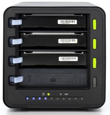 Drobo External Storage Hub Device