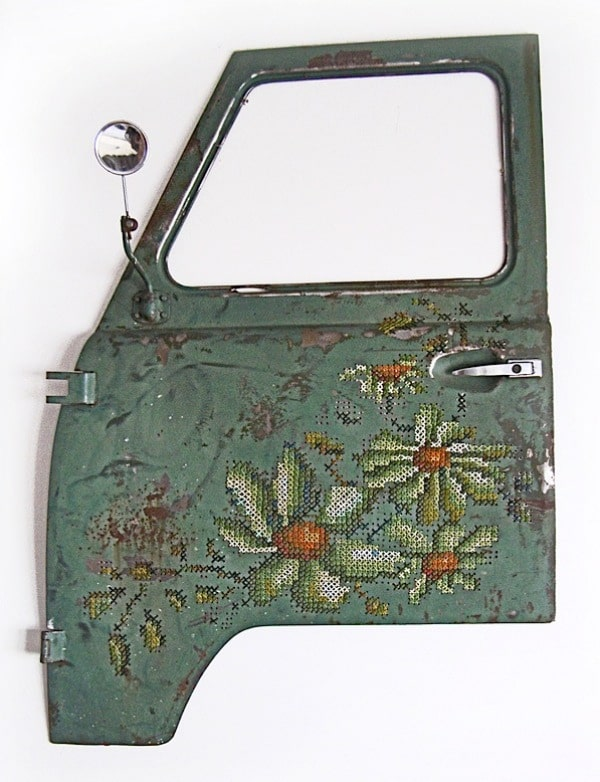 Embroidered Car Doors: The Softer Side Of Your Car