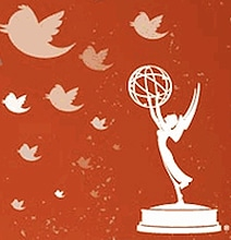 The Effect Of Twitter Followers On Emmy Awards [Infographic]