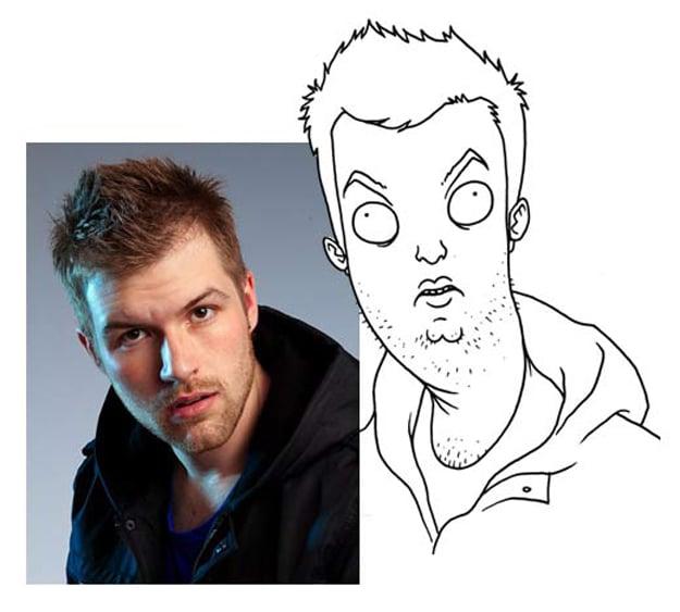 Adam Ellis Facebook Artist