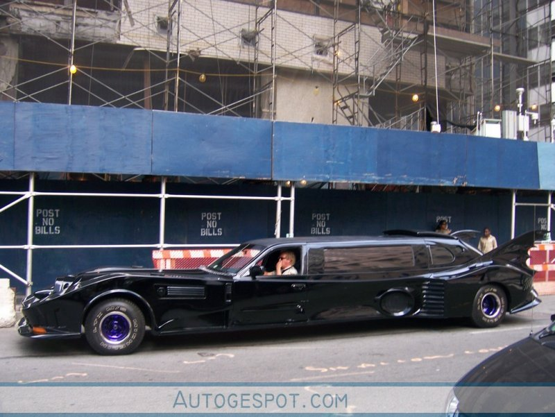 Batmobile Limousine: Stretching The Superhero Awesomeness