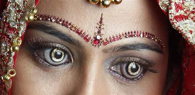 World's Most Expensive Contact Lenses