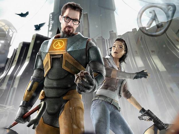 Half-Life Video Game Mask