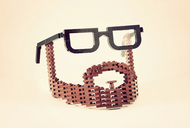 The Geektastic Gordon Freeman Wearable Lego Mask