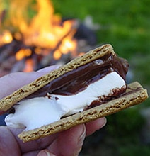 The Art & Science Behind The Perfect S'more