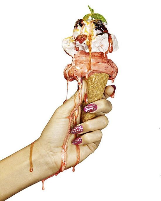 Summer Ice Cream Photographs