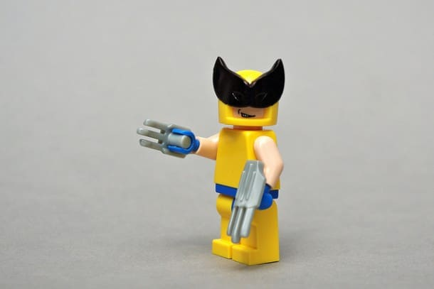 Inspirational Lego Superhero Figurine Design
