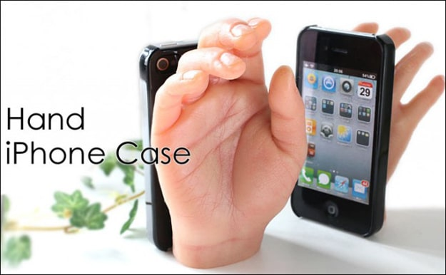 WTF: The Chopped-Off Hand iPhone Case