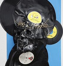 Get Your Retro Fix: Melted Vinyl Record Designs