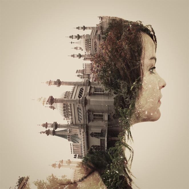 Mind Numbing Double Exposure Pictures