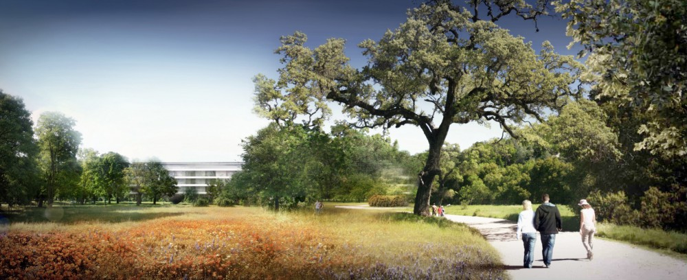 11 New Images Of The Highly Anticipated New Apple HQ