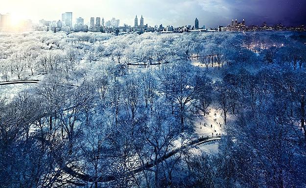 NYC Daytime Nighttime Photos