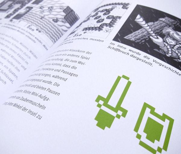 Pixel Galaxy Game Boy Homage
