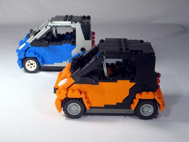 Custom Smart Car Designs
