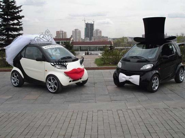 Custom Cool Smart Car Designs