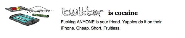 Twitter Social Site Addict