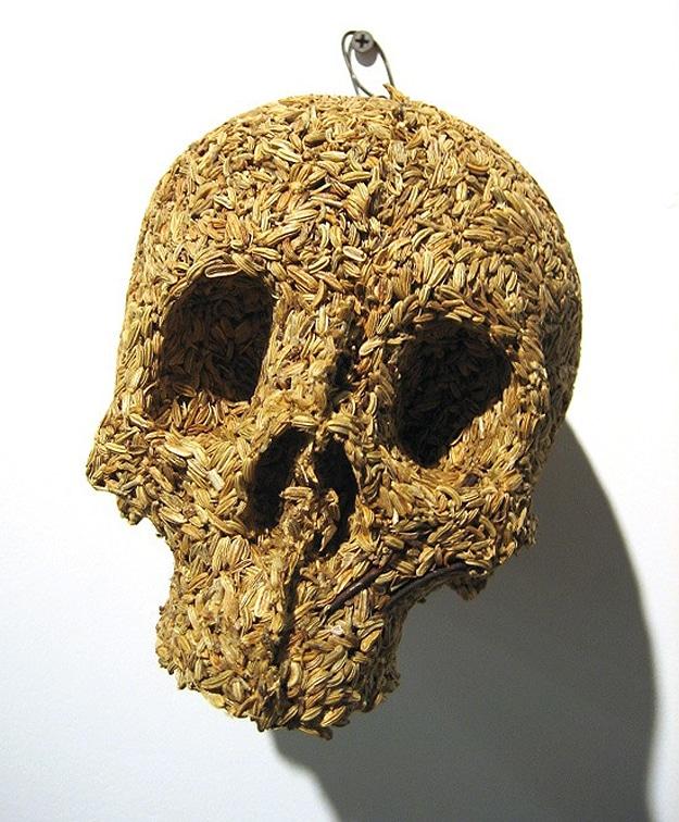 Helen Altman Spice Skulls