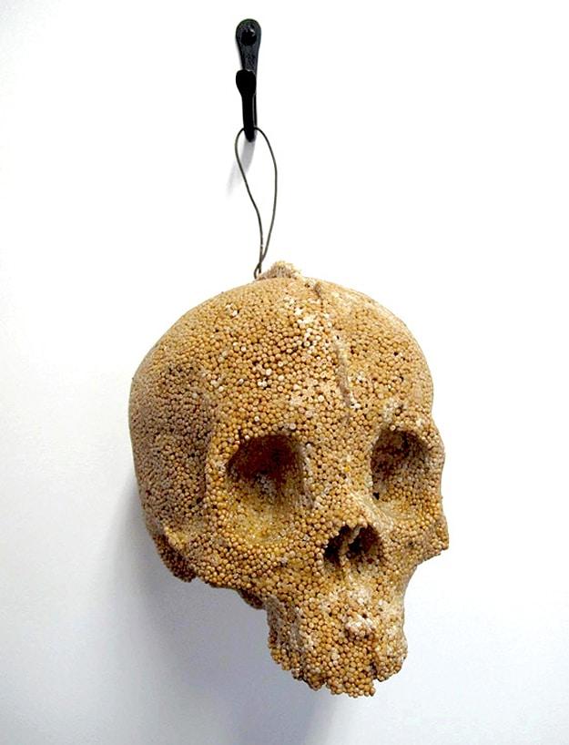 Helen Altman Spice Skull