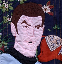 Geeky Star Trek Quilts For Snuggly Trekkies
