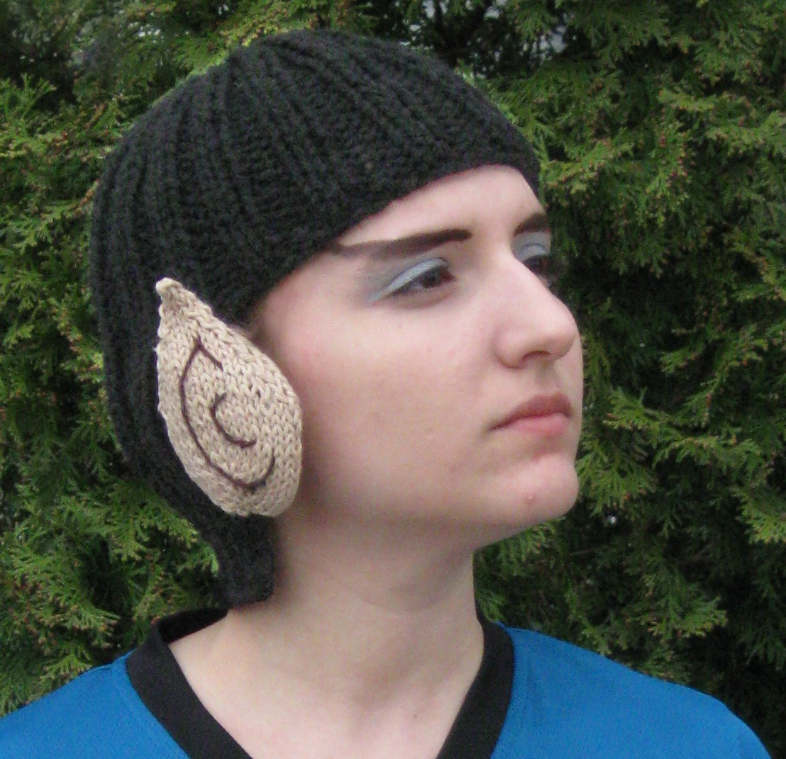Star Trek Spock Hat Design