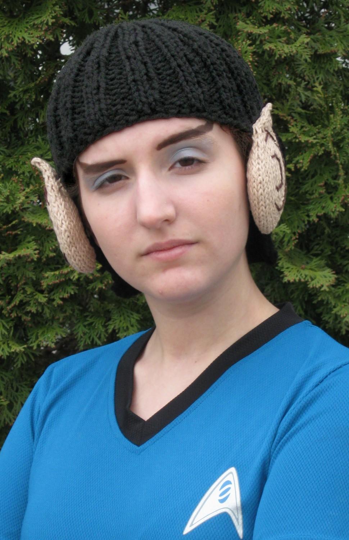 Star Trek Spock Hat Design