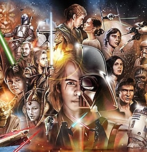 The Star Wars Alphabet Puzzle: Test Your Geek Trivia