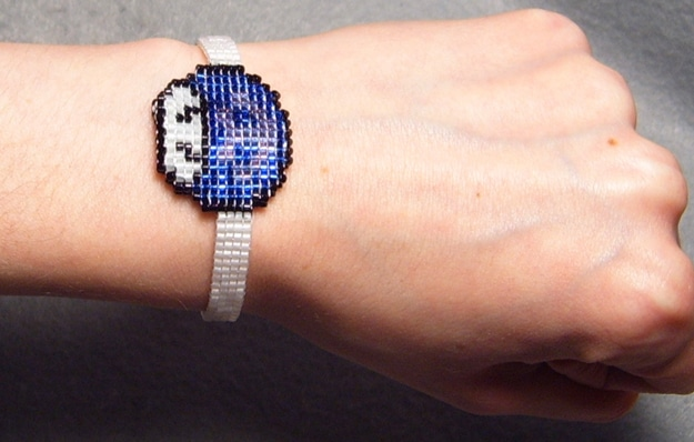 For Stylish Geeks: The Super Mario Mushroom Bracelet